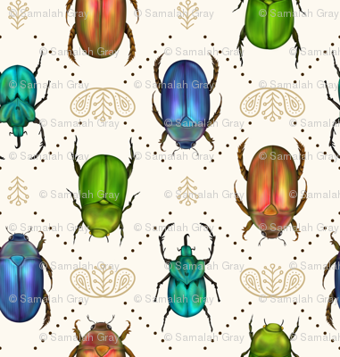 Beetle Bling