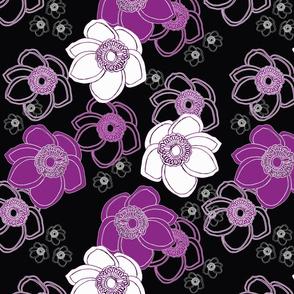 Pretty Anemones