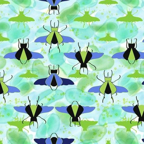 Rhino Beetles 1