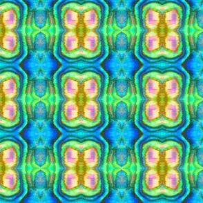 Strange Peacock (Abalone) Bright  xxxs