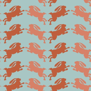 Rabbit Chevron