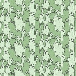 Green Ghosts