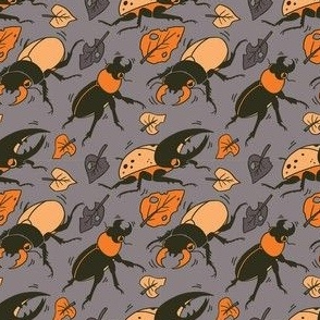Autumn Beetles