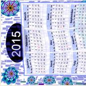 2015 calendar