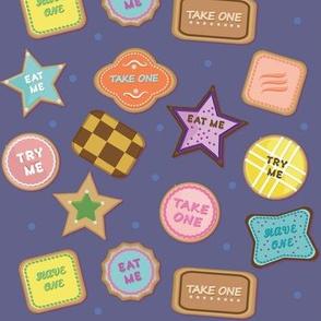Alice_In_Wonderland_Cookies_Purple