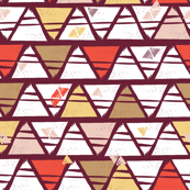 Stamped Triangles