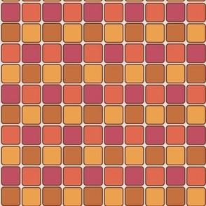 Autumn - Squares