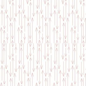 hand drawn arrows - pink