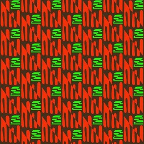 Red Lines Green Box