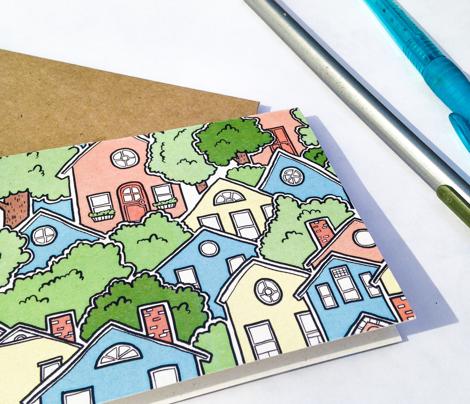 Hello Neighborhood - Color