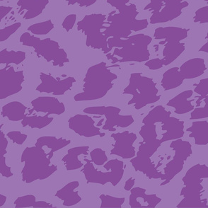Purple Animal Spots