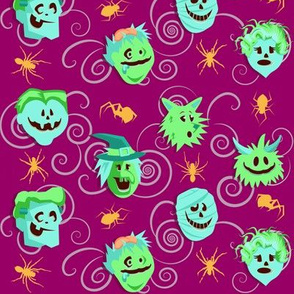 Halloween_Monster_Spiders