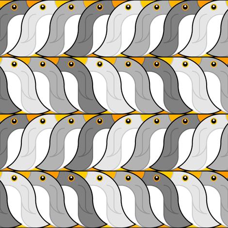 penguins huddle 3