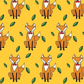 Mr.Fox in Yellow