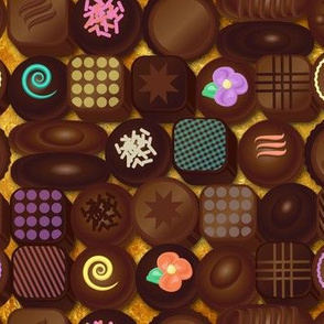 chocolates_gold