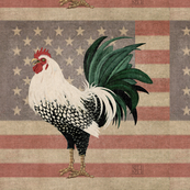 Rooster Flag 2