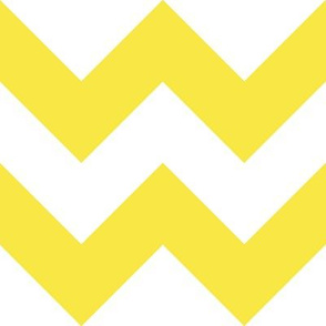 Yellow Chevron - Large