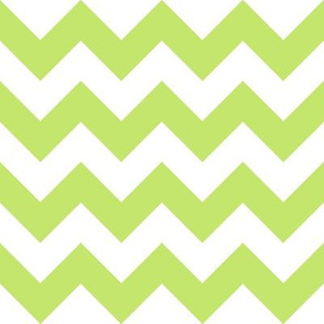 Green Chevron - Medium