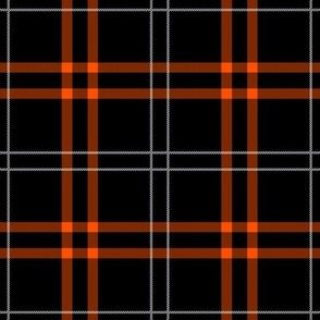 Custom Tartan ~ MacHalloween ~ Night