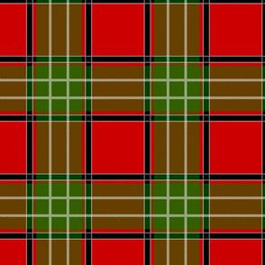 Custom Tartan ~ MacNicholas ~ Chistmas