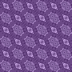 Patchwork in Purple: Diagonality