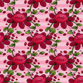 BirthdayRose-pink
