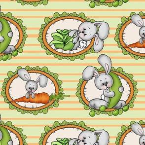 Veggie bunnies