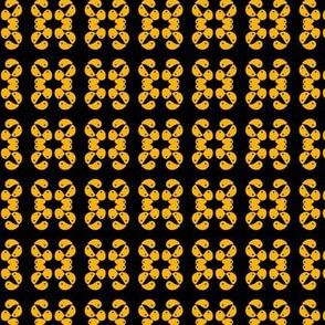 Zodiac Gold Black