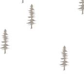 treesilhouetteFABRIC
