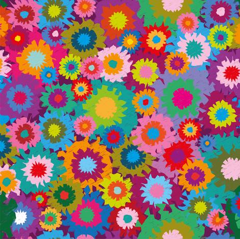 Vivid Flowers-8