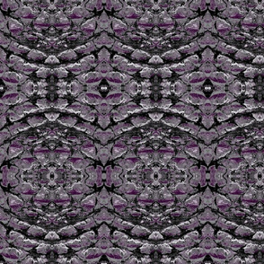 Nocturnal Merlot Dragon Scales I