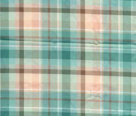 Marina Plaid Medium