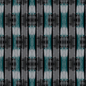 Nocturnal Teal Dragon Scales III
