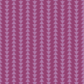 Tribal Triangles-Large-Dark Raspberry & Lavender