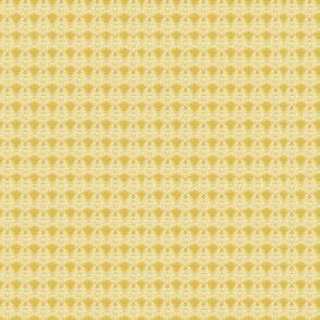 Mosquito yellow background