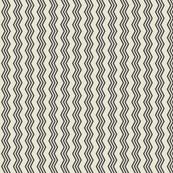 Tribal Triangles-Zigzag-Gray & Cream