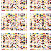 Detroit Mosaic Grid