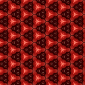 Fuzzy Red Triangles