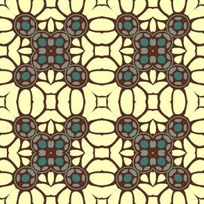 Flower Posy Mosaic