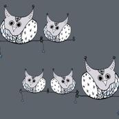 Snow Owls