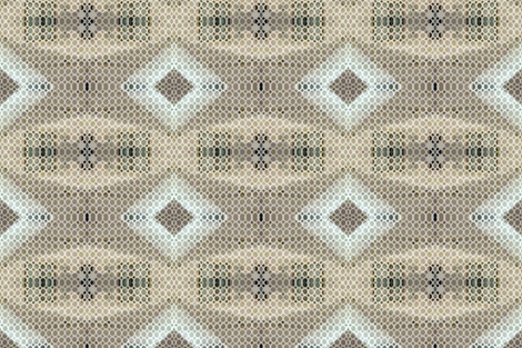 Sand Python Mosaics 1