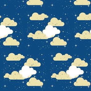 Starry Night -Ocean-template