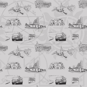 Supernatural Toile
