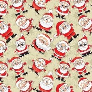 Silly Santas - Santa