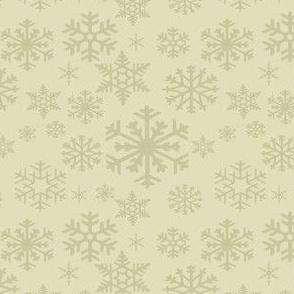 Silly Santas - Snowflakes