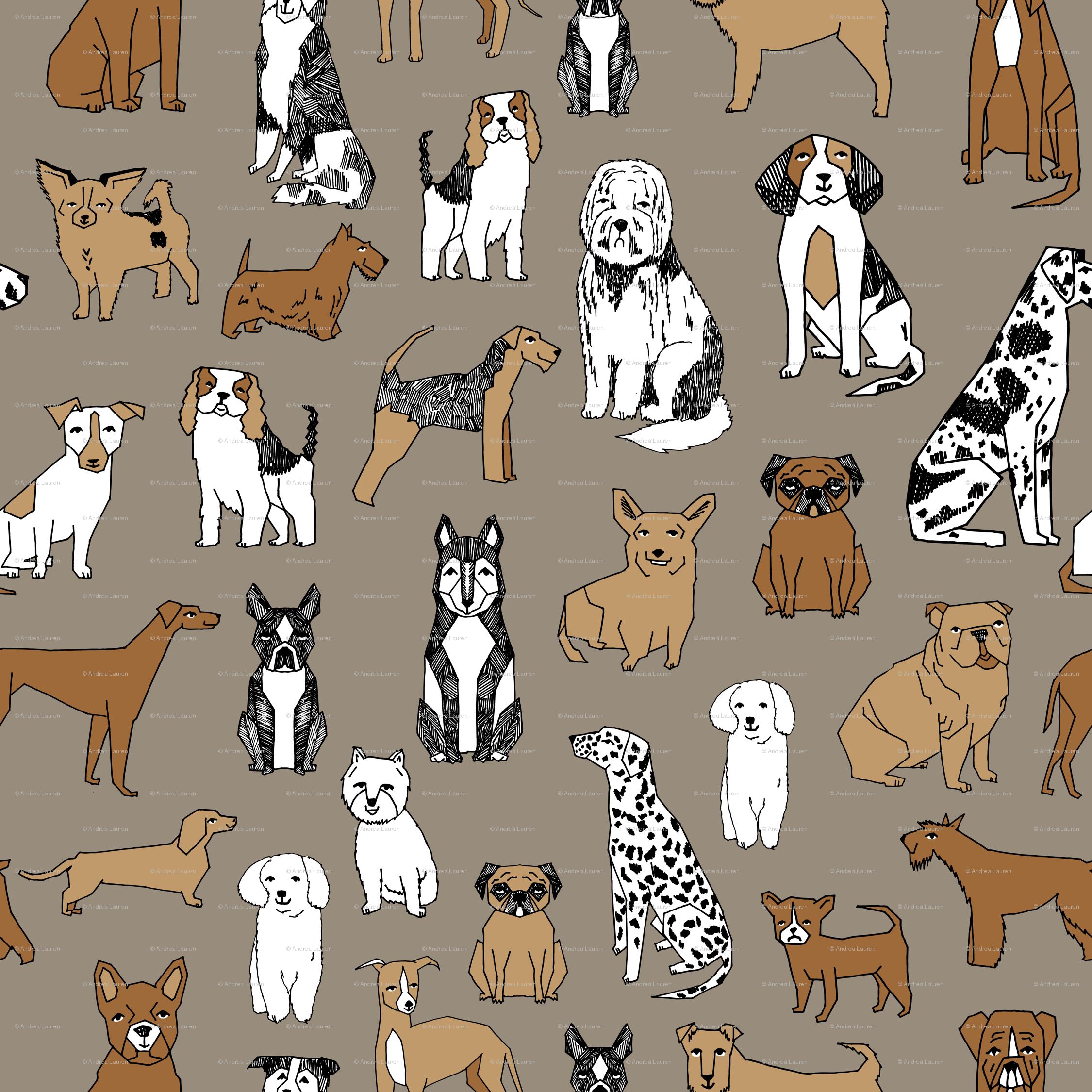 Dog Print Wallpaper Impressive Of Design Dog Prints Wallpaper Images