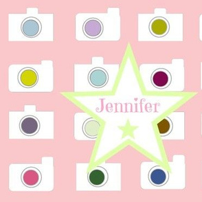 Biti Starlet  Personalzied cotton candy lime