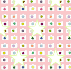 Starlet Template cotton candy lime-ed