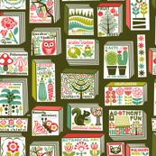 Flora & Fauna Book Collection