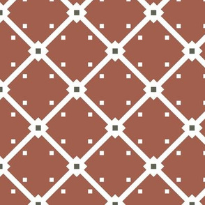 Lattice Geometric in Dark Salmon